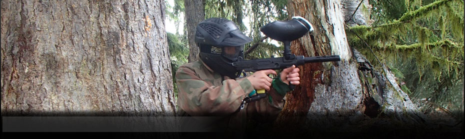 Delta Force Paintball Game Zones Fields
