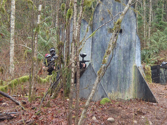 Delta Force paintball Ottawa Resident Evil