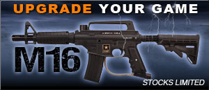 m16-upgrade ottawa paintball prices